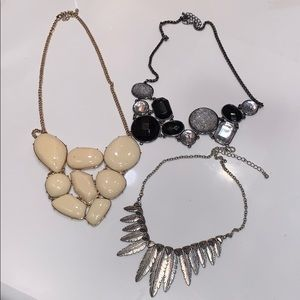 Bundle of Cute Necklaces!